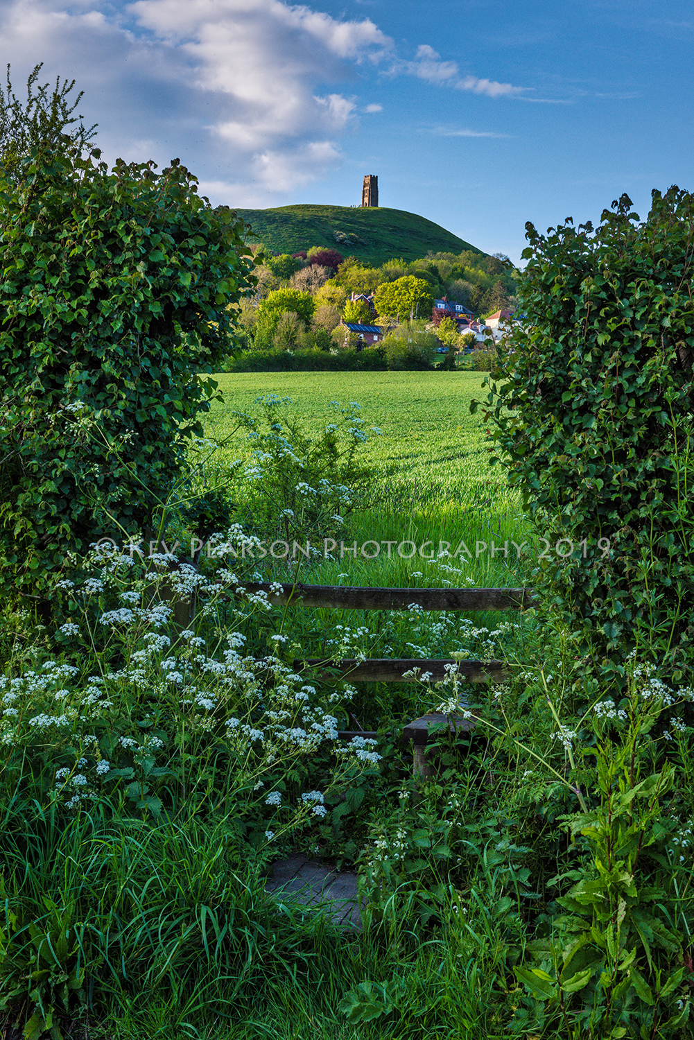 Over The Stile -