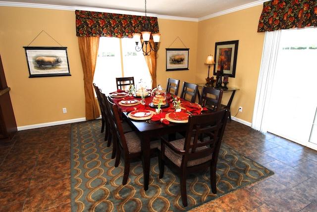 Lifestylist Designed Model Home for Southridge Homes