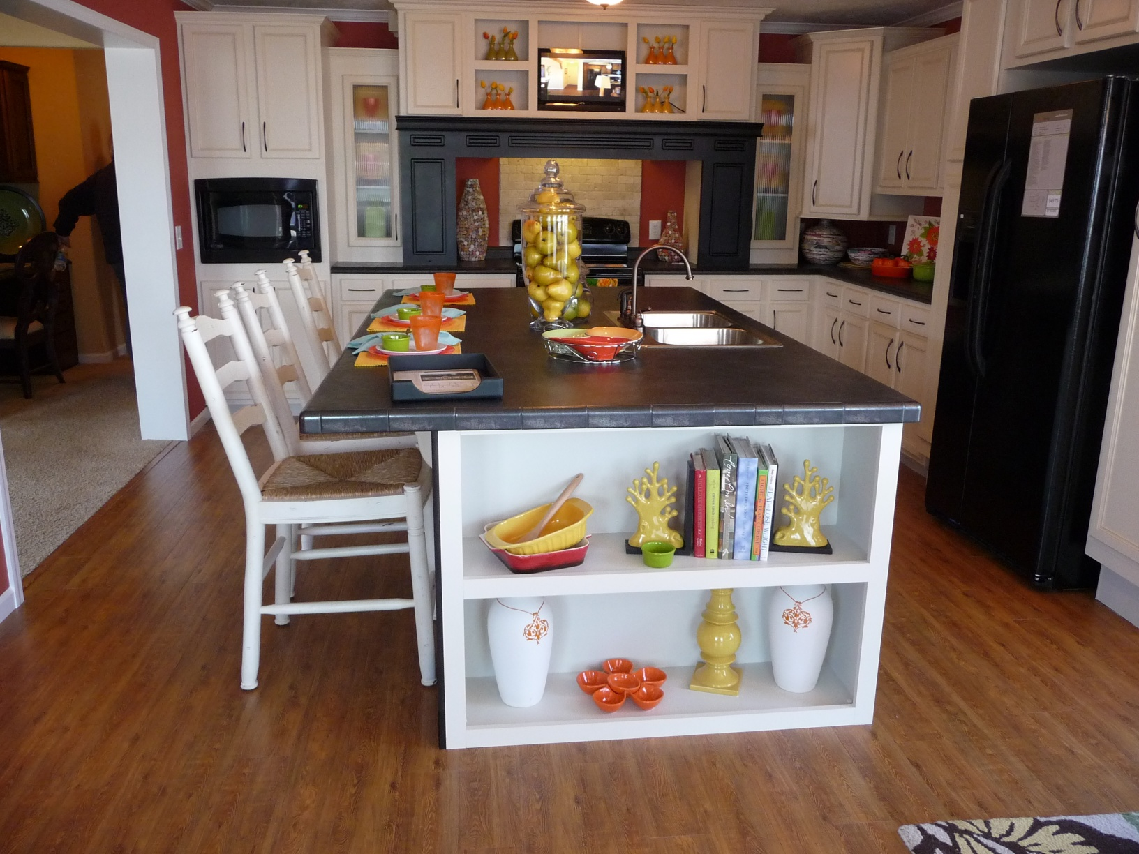 SE Homes Model Home at Tunica Home Show