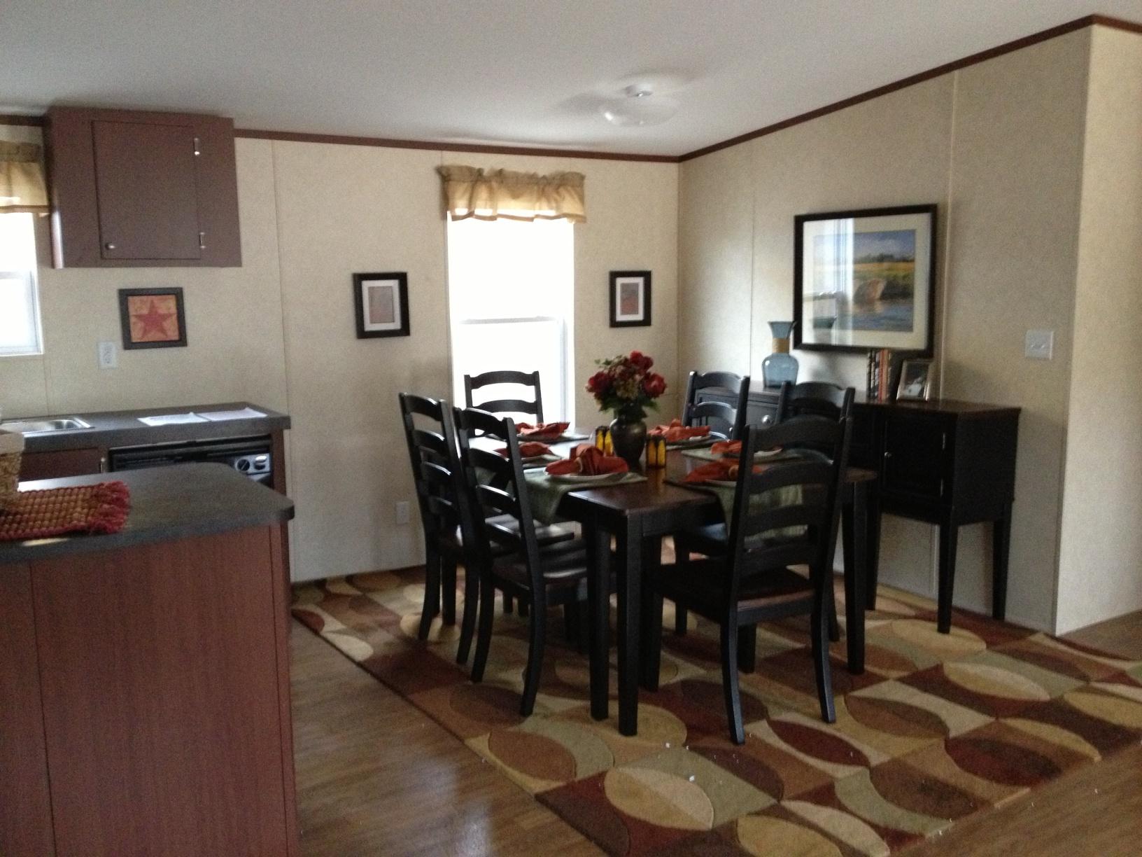 TruMH Model Home -Clayton Homes, DeSoto, TX