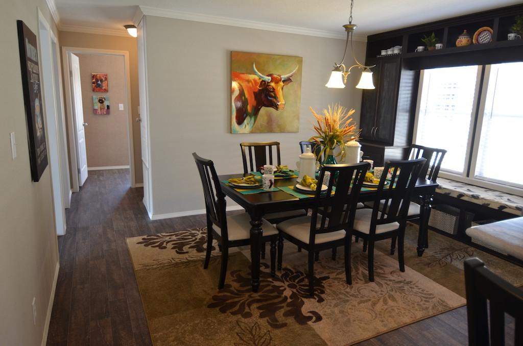 SE Homes of Texas Lifestylist® Designed Model Home