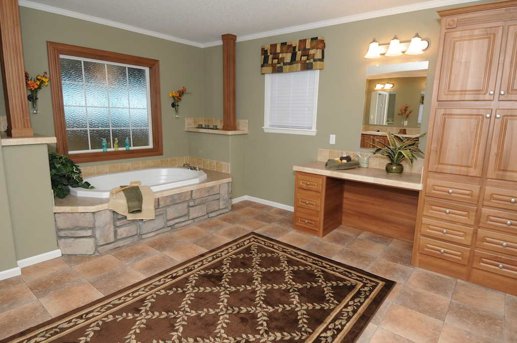 Lifestylist® Designed Model Home for Champion Homes of Texas