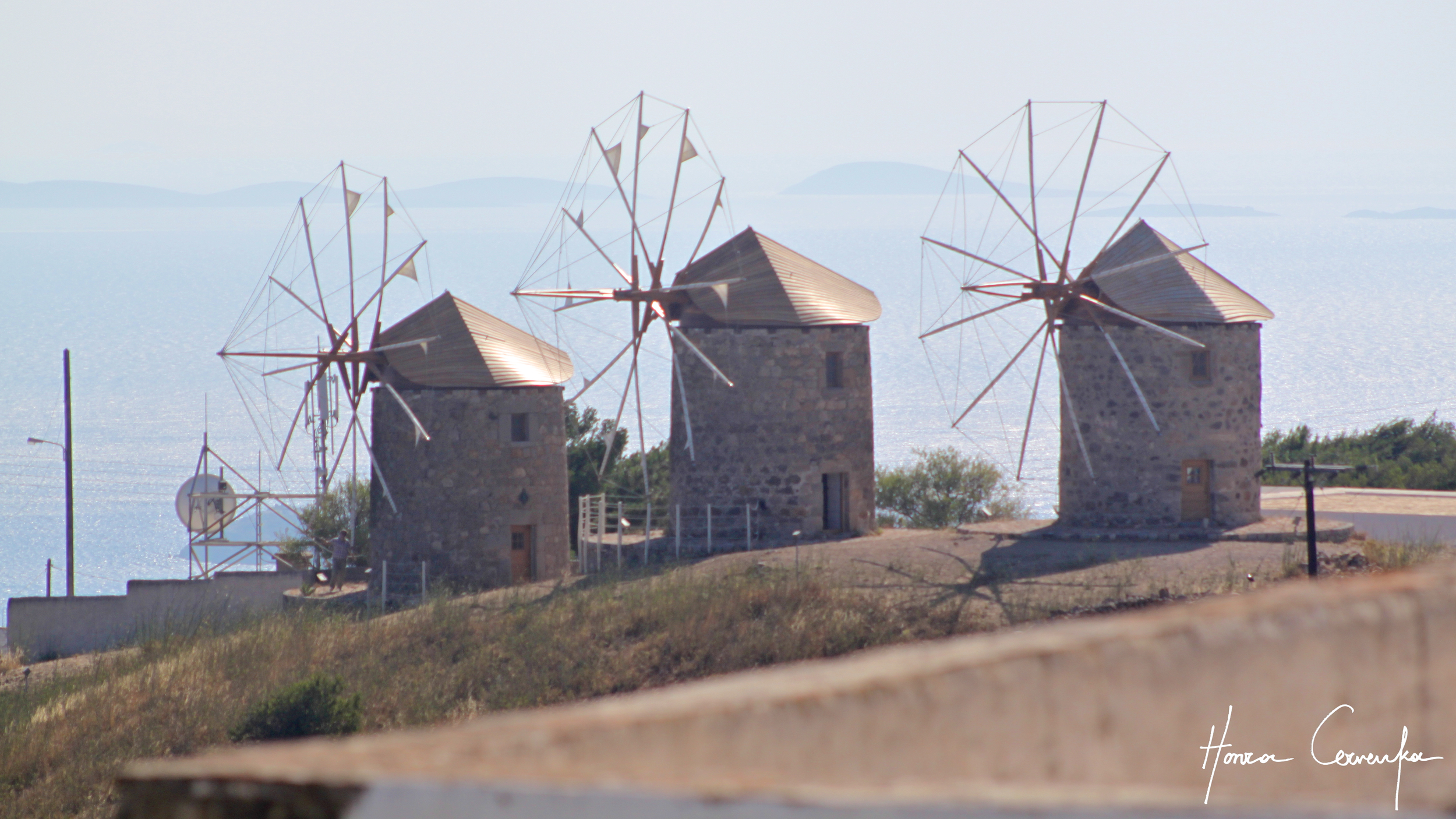 Patmos windmills