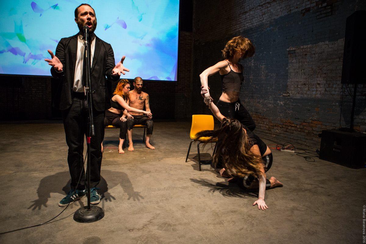 WitRelo's The Loon at Catch Hudson-- Photo by Maria Baranova-Suzuki