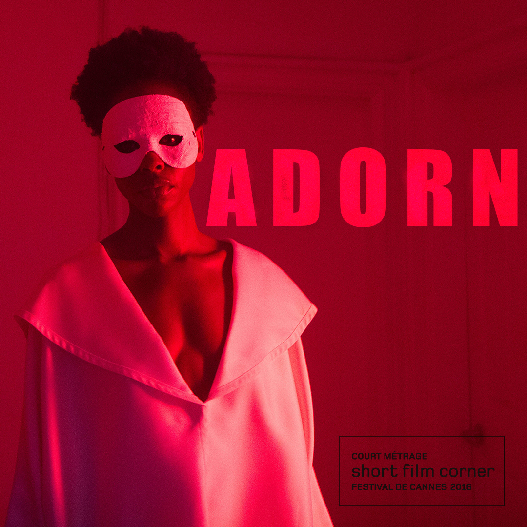Our short film 'ADORN' will be screening in the Short Film Corner at the 2016  Cannes Film Festival .    Follow The Mini Films on social media to stay up to date on our trip to Cannes!