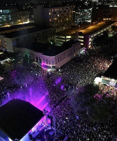 Rooftop Concert Series