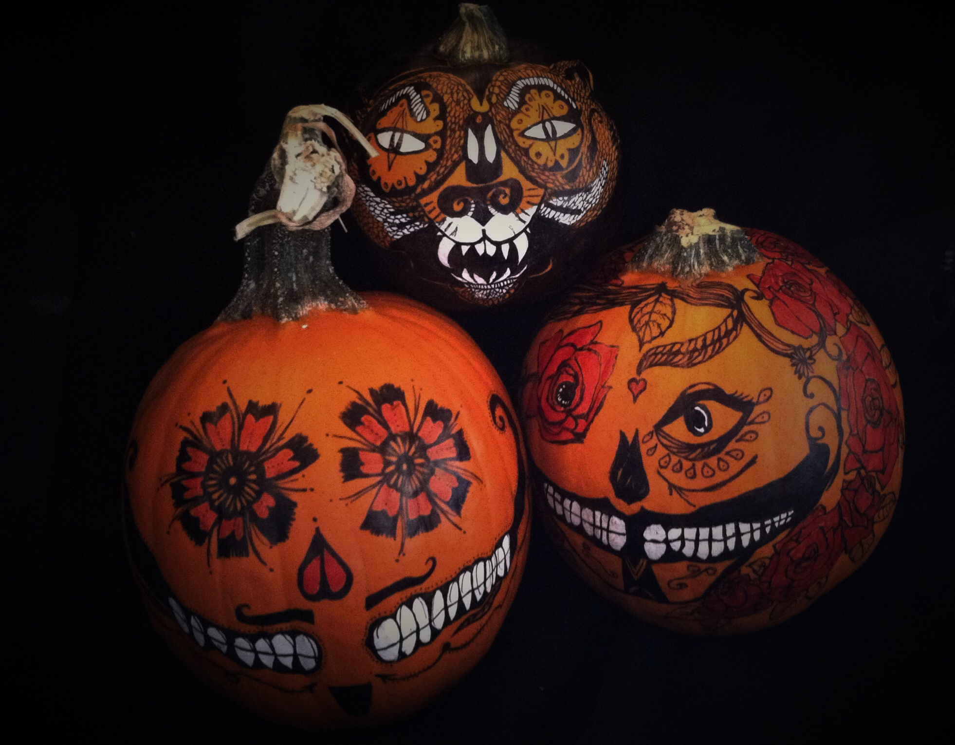 Bon Nielsen Pumpkins