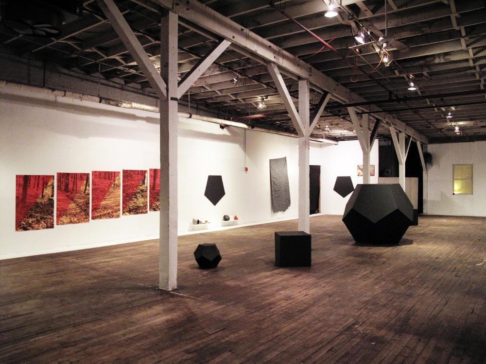 installation view I  2010