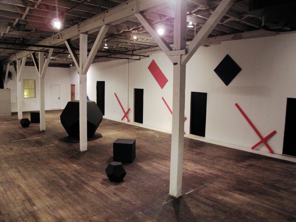 installation view III  2010