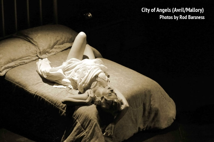 Avril/Mallory in  City Of Angels  -  Bloomington Civic Theater  2010 - Photos by Rod Barsnus