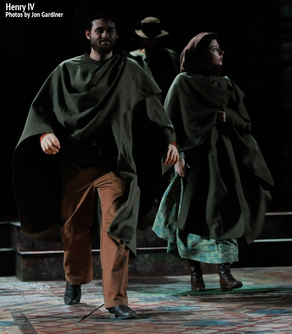 Henry IV -     PlayMakers Rep  2011 - Photos by Jon Gardiner