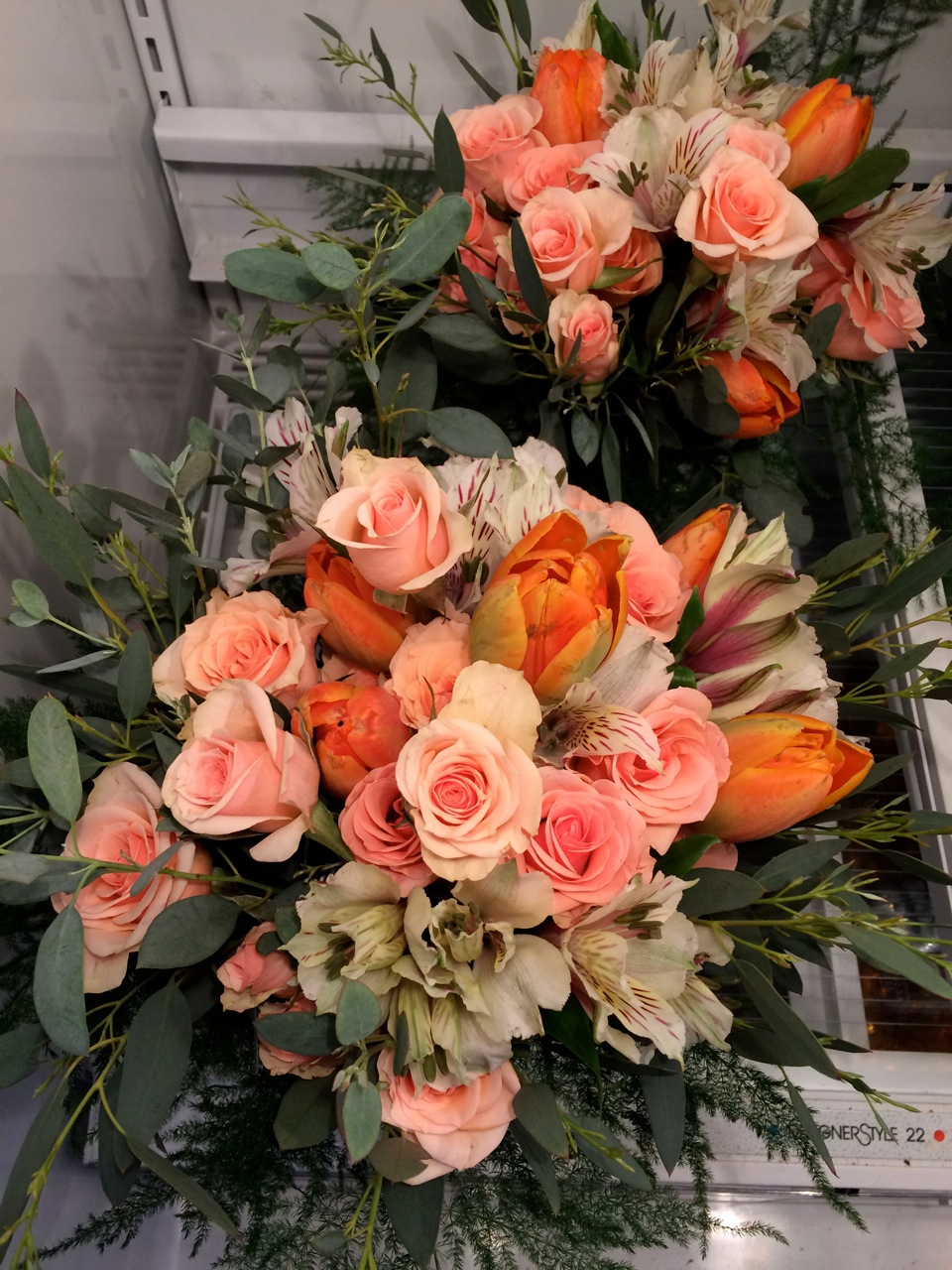 Bouquets February 2015