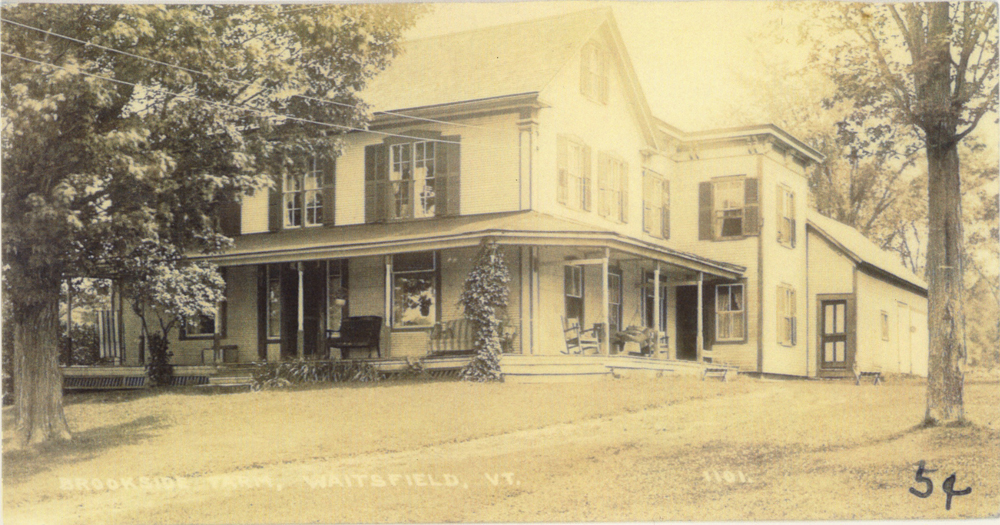 built-1820 • this photo circa1940