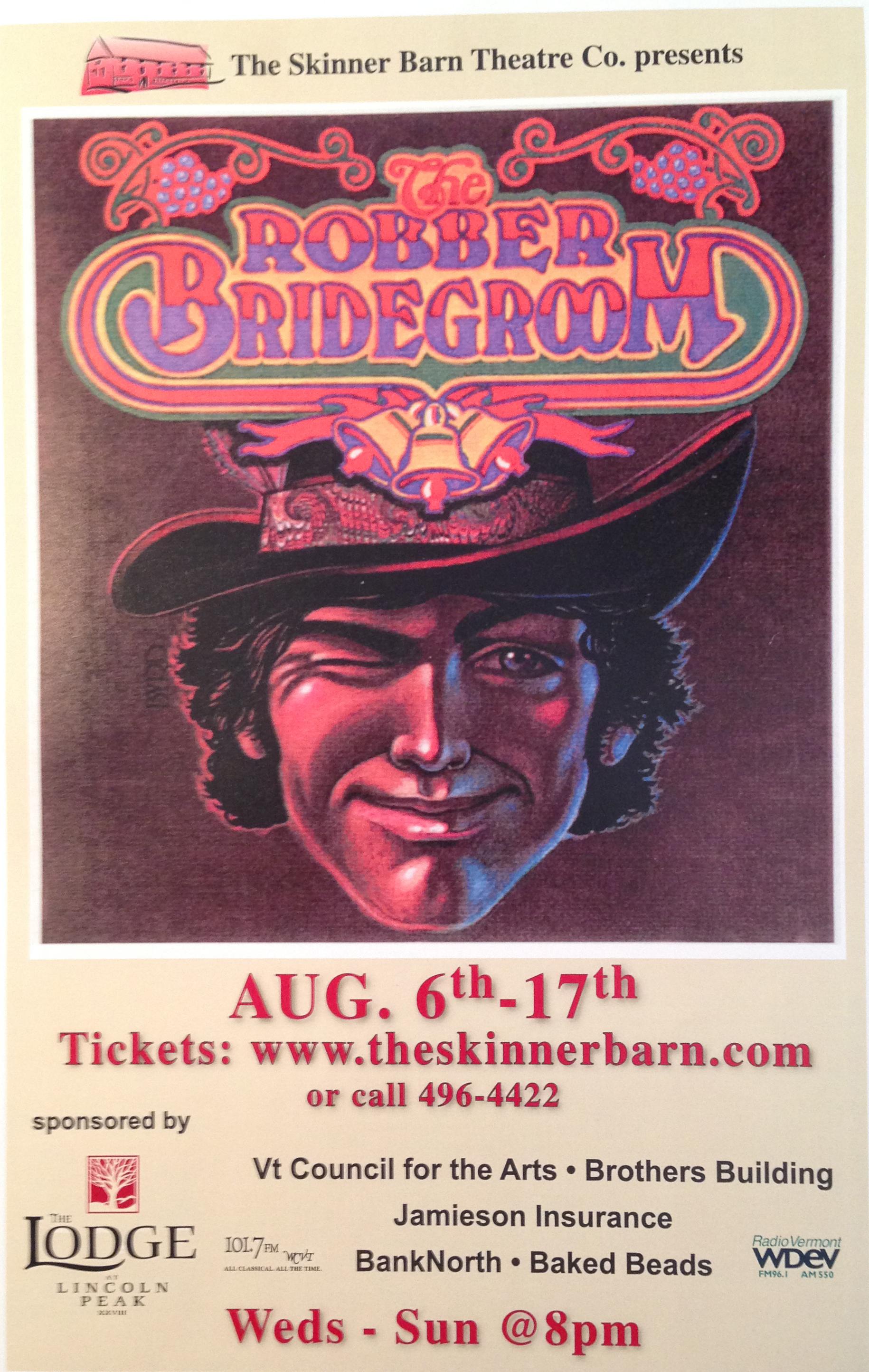 The Robber Bridegroom•2003