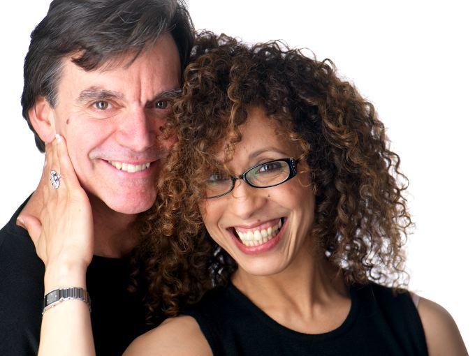 Peter Boynton and Regina Darmoni • peterhurley.com