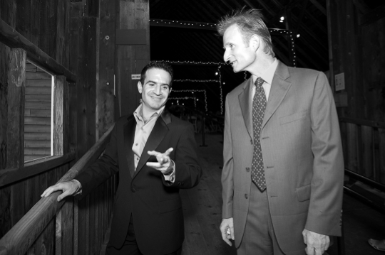 Jono Mainelli and Nick Corley