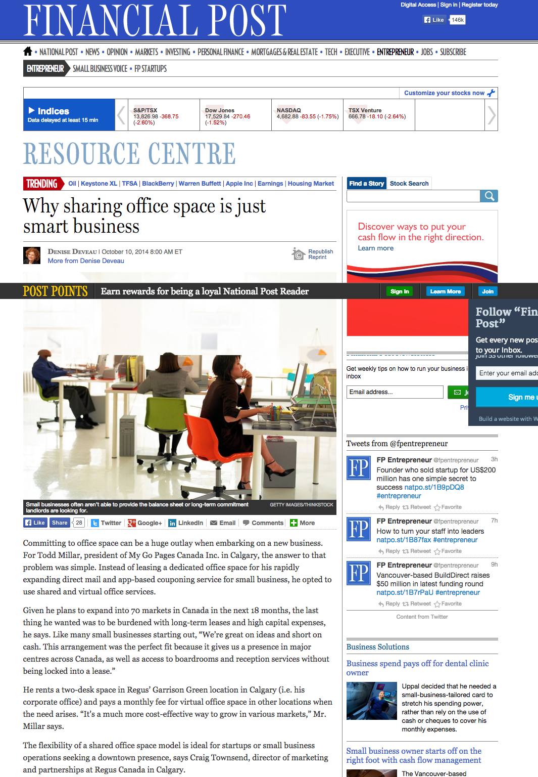 Why sharing office space is just smart business   Financial Post.png