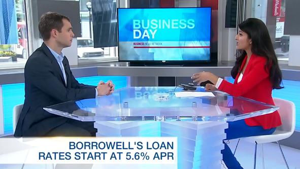 Borrowell's Andrew Graham on BNN