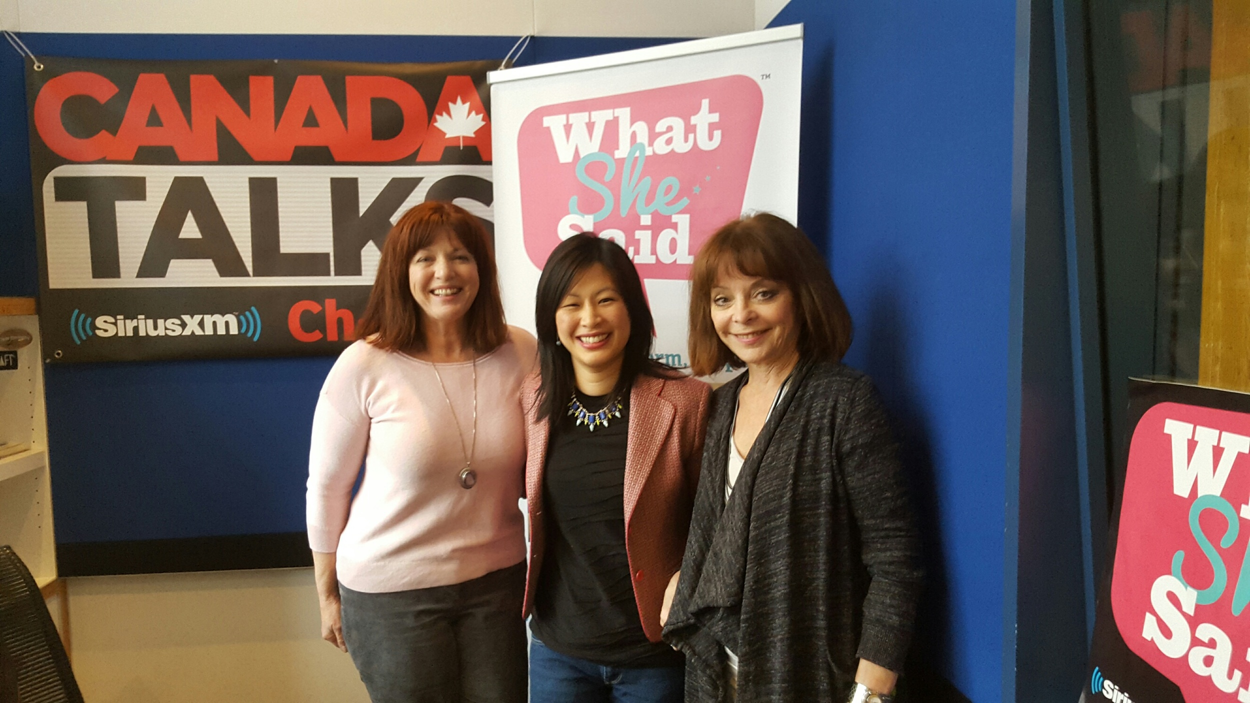 Eva Wong, Cofounder of Borrowell, guest appearance on Sirius XM