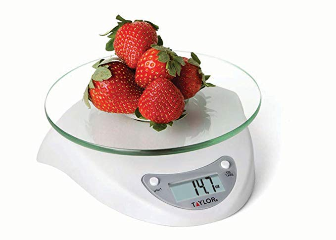 Get on track with your portions! - This tried and true Digital Food Scale will help you confidently map out your meals!