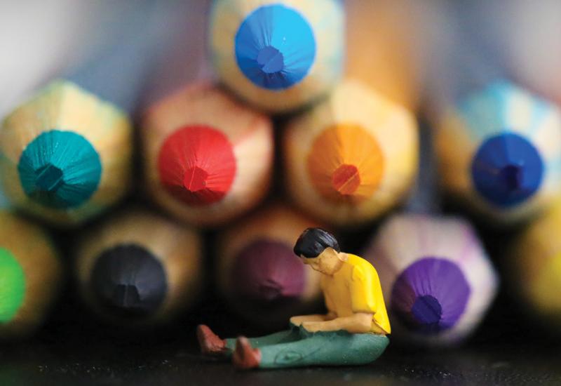 Rainbow Reading - Neil Saul Photography (copyright 2015)