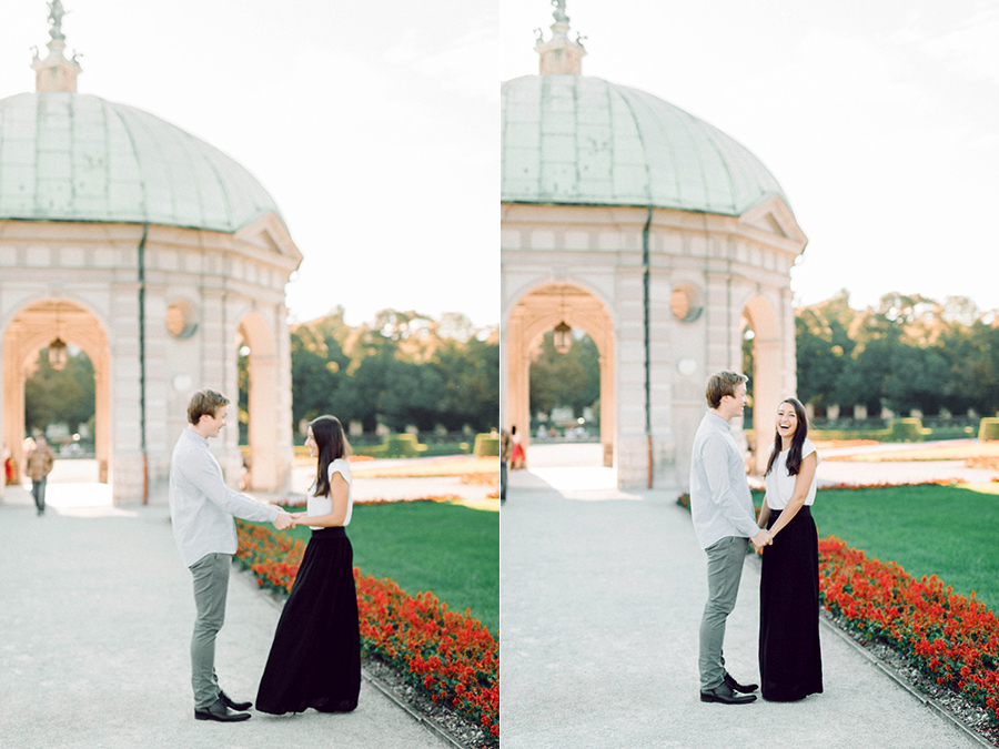 Engagement shoot at the English Garden Munich, Susanna Nordvall (11).jpg