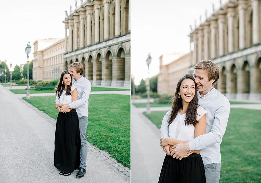 Engagement shoot at the English Garden Munich, Susanna Nordvall (39).jpg