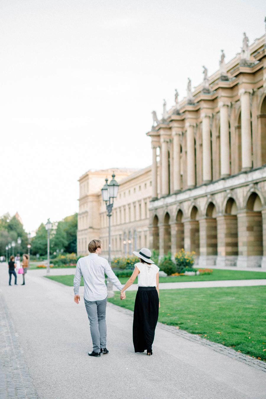 Engagement shoot at the English Garden Munich, Susanna Nordvall (40).jpg