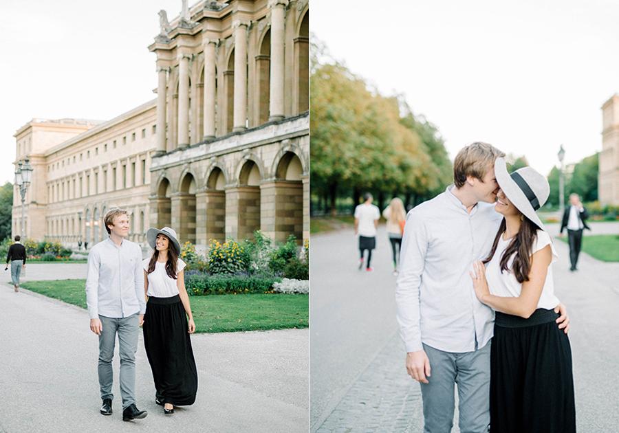 Engagement shoot at the English Garden Munich, Susanna Nordvall (42).jpg