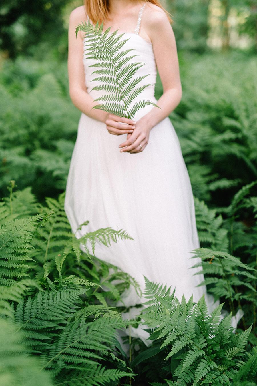 Woodsy Bridal Boudoir Morsian Huomenlahjakuvaus (2).jpg