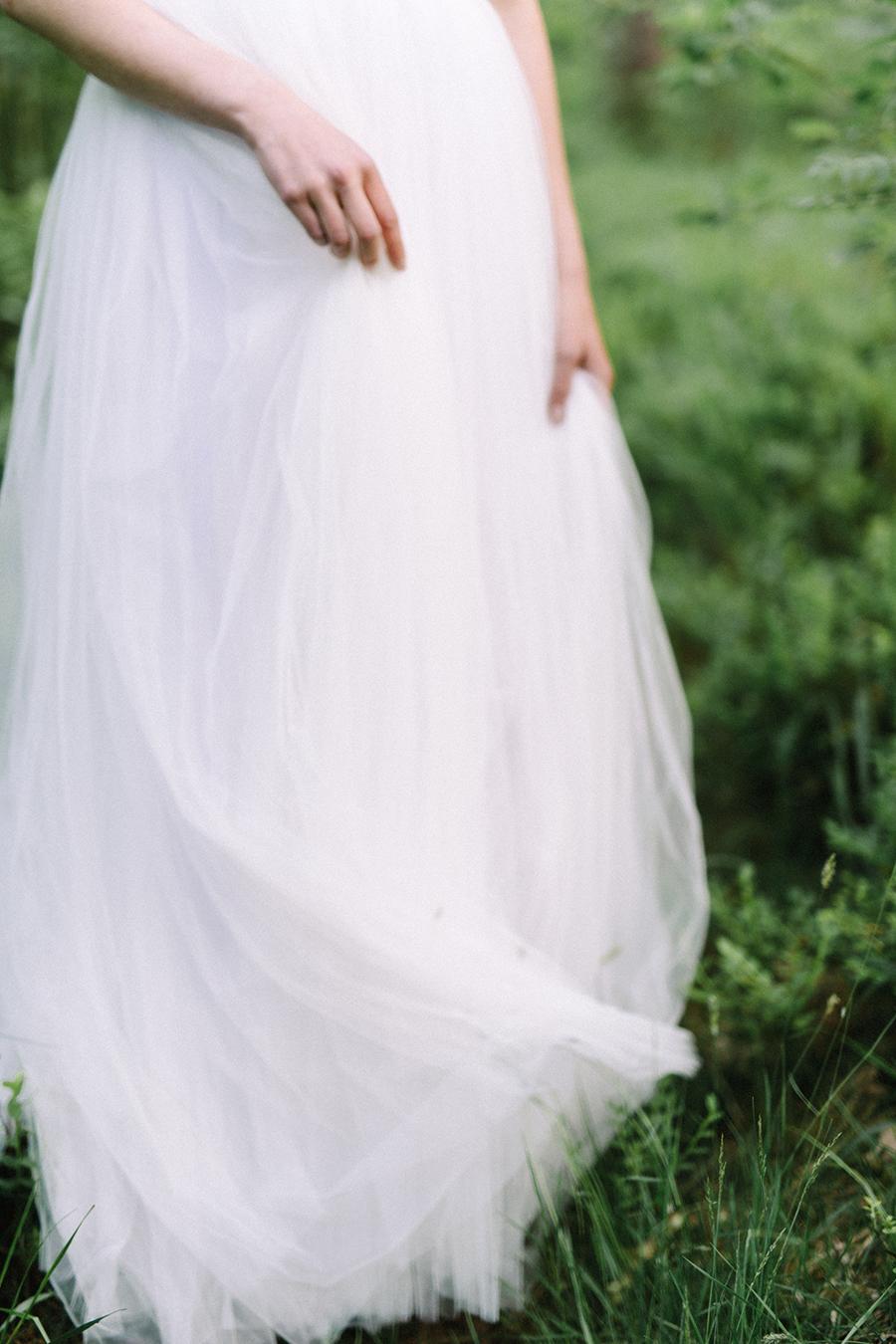 Woodsy Bridal Boudoir Morsian Huomenlahjakuvaus (11).jpg