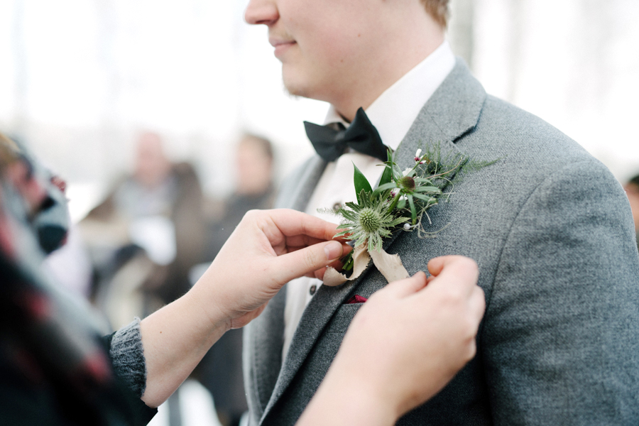 Romany and Juho's surprise winter wedding at Evon Luonto, talvihäät (15).jpg