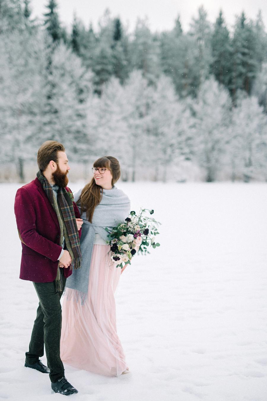 Romany and Juho's surprise winter wedding at Evon Luonto, talvihäät (48).jpg