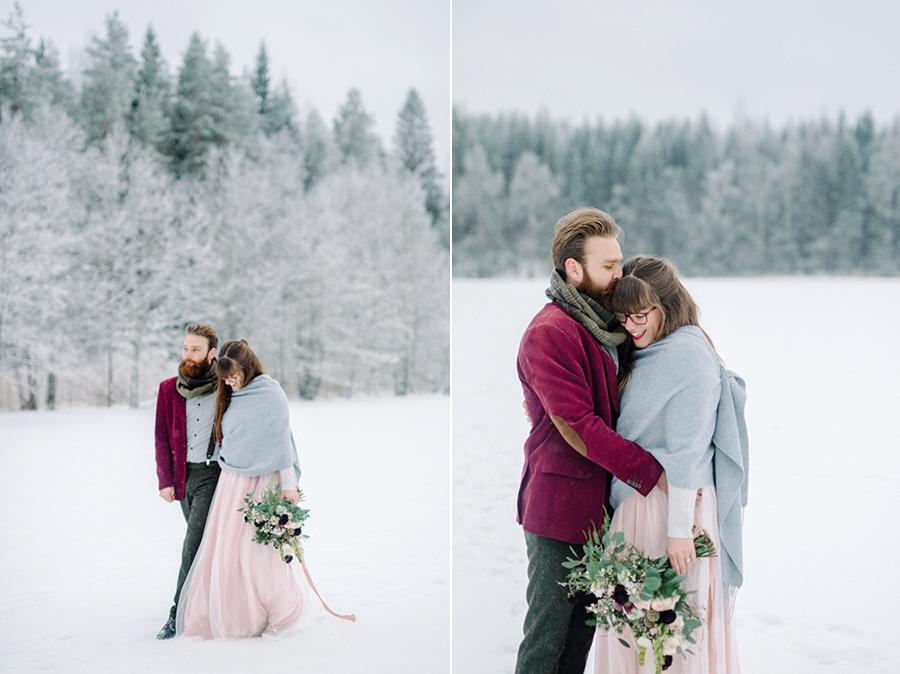Romany and Juho's surprise winter wedding at Evon Luonto, talvihäät (51).jpg