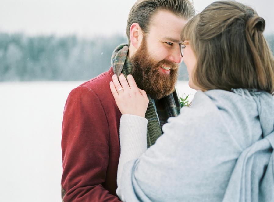 Romany and Juho's surprise winter wedding at Evon Luonto, talvihäät (91).jpg