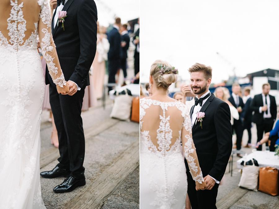 Anni&Karri's Seaside wedding at Ruissalon Telakka, Veneveistämö, Turku Hääkuvaus (137).jpg