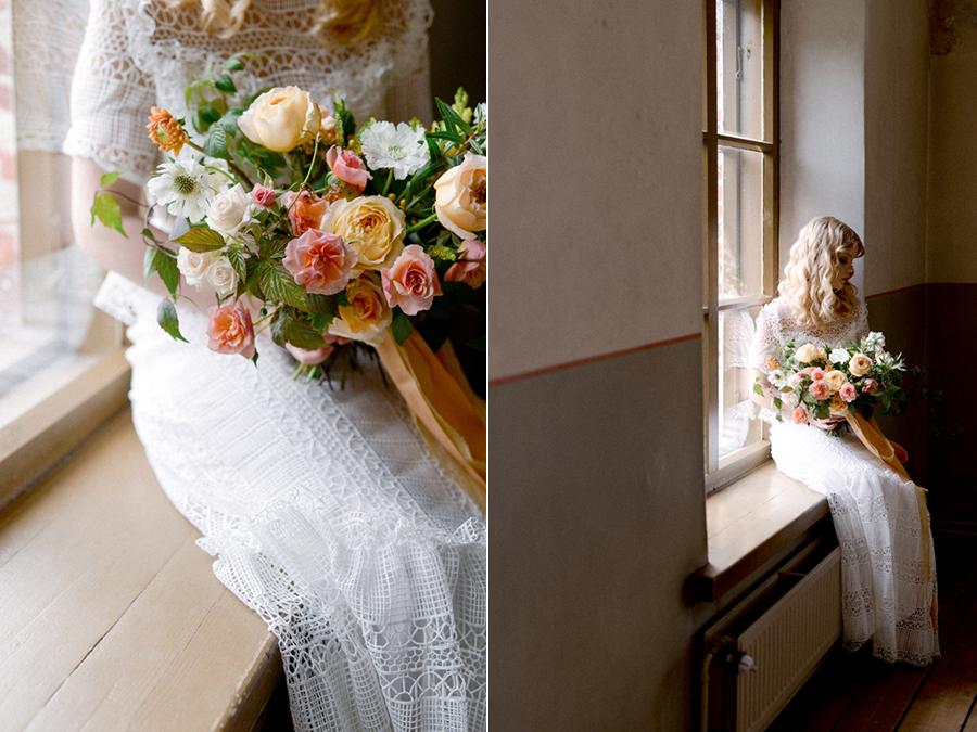 Garden Inspired Wedding Shoot for Häät Magazine, Nord & Mae, Susanna Nordvall, Myllysali Suomenlinna, Hääkuvaus, Hääkuvaaja (21).jpg