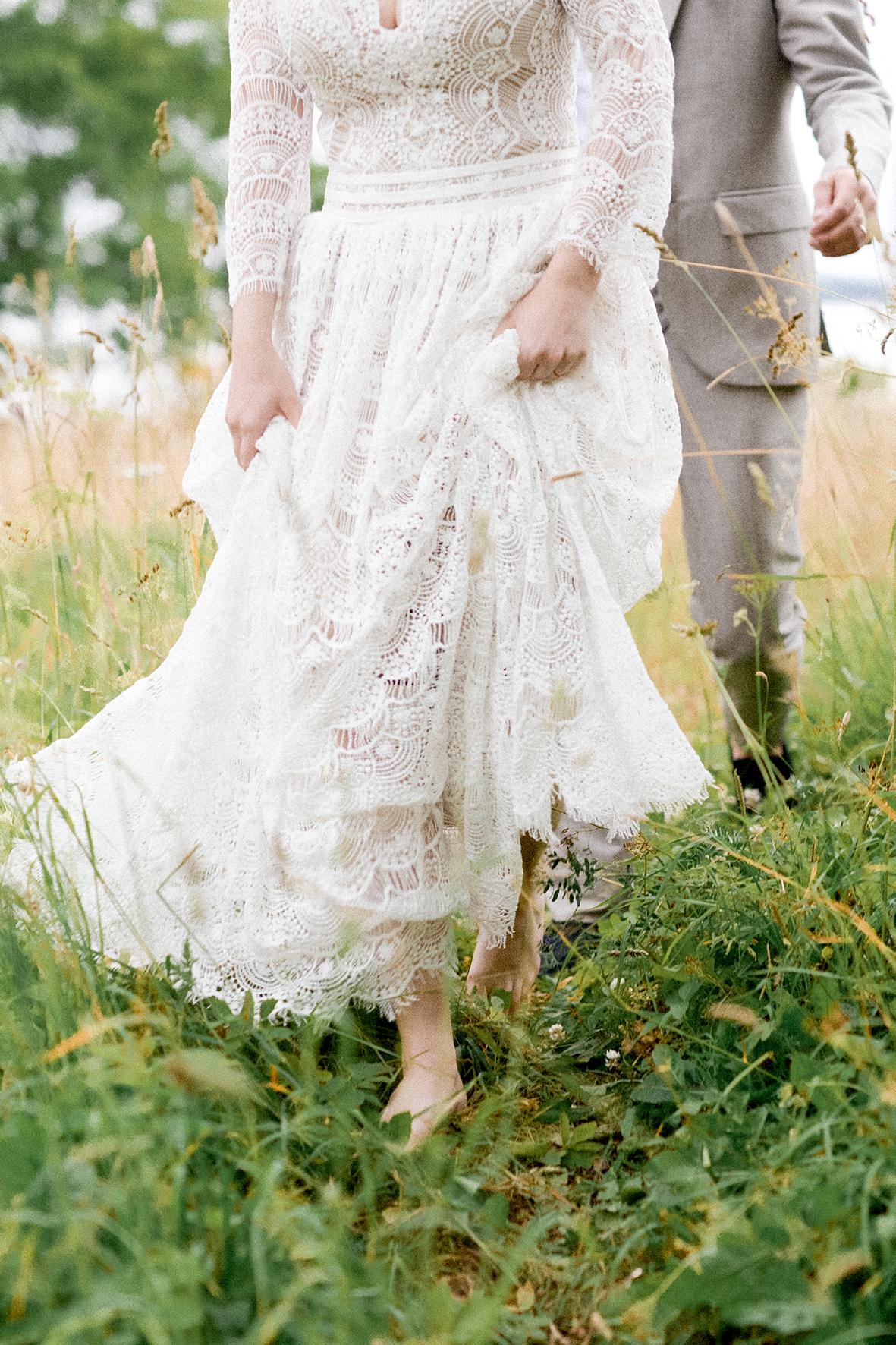 Garden Wedding Inspiration Shoot for Häät Magazine