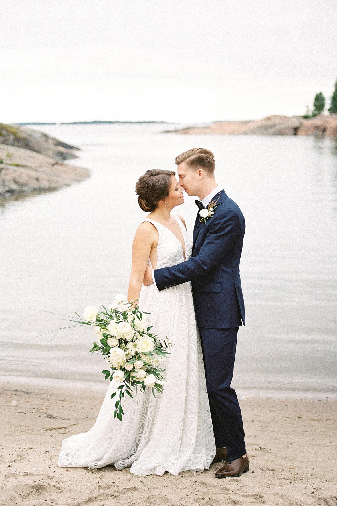 Nautical Inspired Wedding Shoot for Häät Magazine
