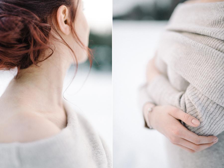 Johanna & Toni's Snowy Couple Shoot in Nuuksio, parikuvaus Helsinki Espoo (9).jpg