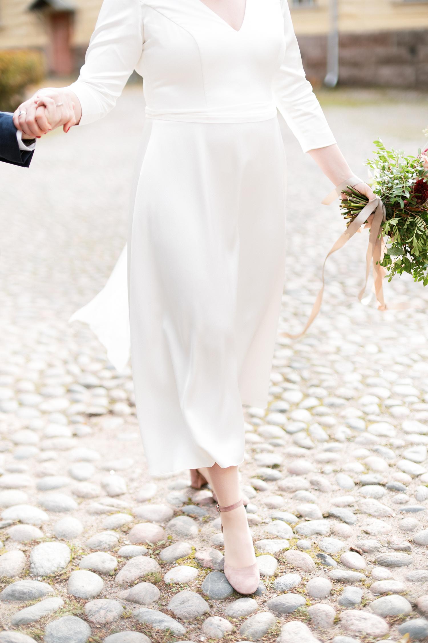 Sofie & Max's Autumn Wedding in Myllysali, Tenalji von Fersen, Suomenlinna, Nord & Mae, Susanna Nordvall, Hääkuvaus, Hääkuvaaja, Dokumentaarinen hääkuvaus, Helsinki