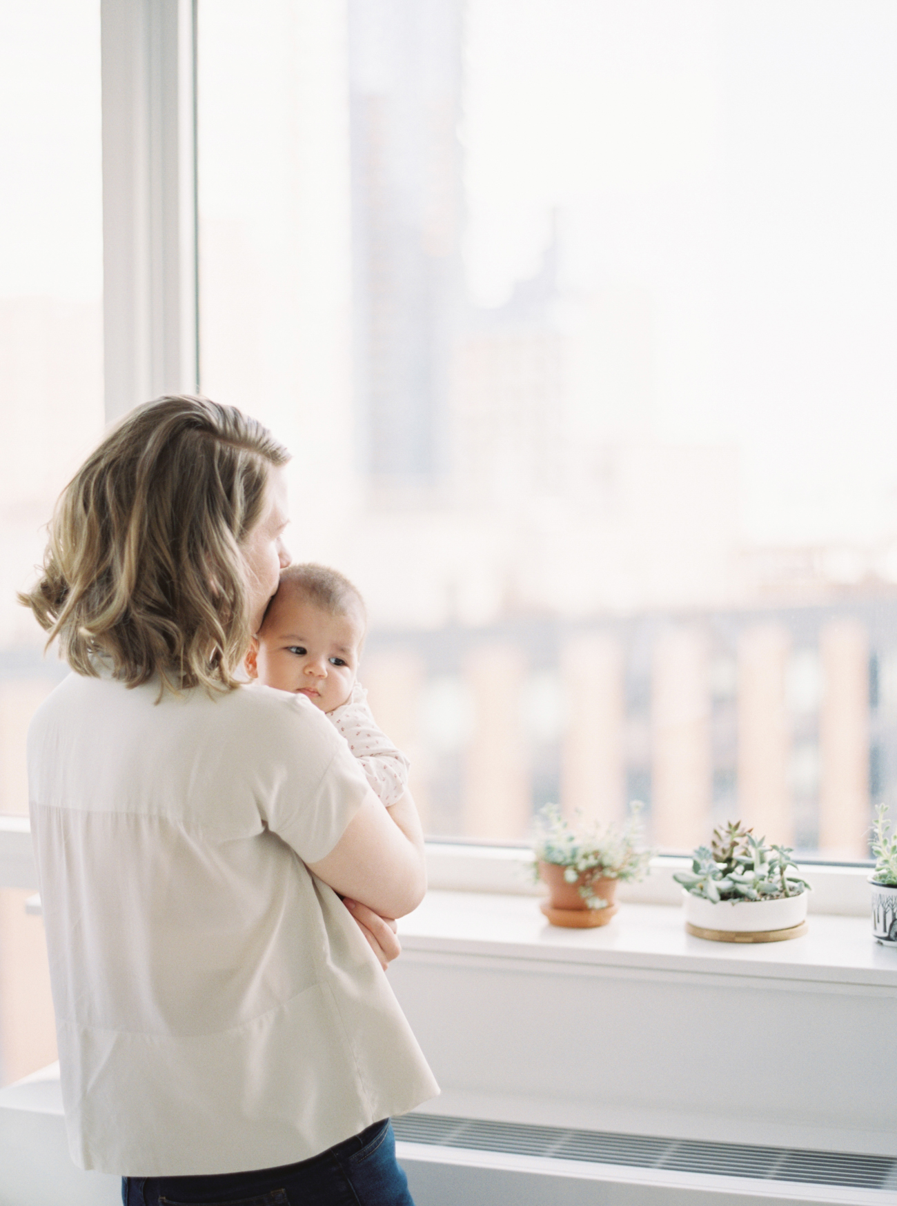NYC Family Shoot, Family Session in New York, Susanna Nordvall, Newborn, at home shoot in NYC, Family Photographer in NYC