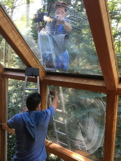 window cleaning northern michigan