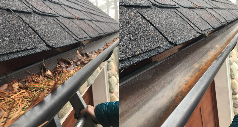 Gutter Cleaning St Louis Park MN