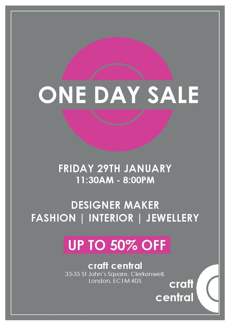 One Day Sale Poster COLOUR A5 - JPEG.jpg