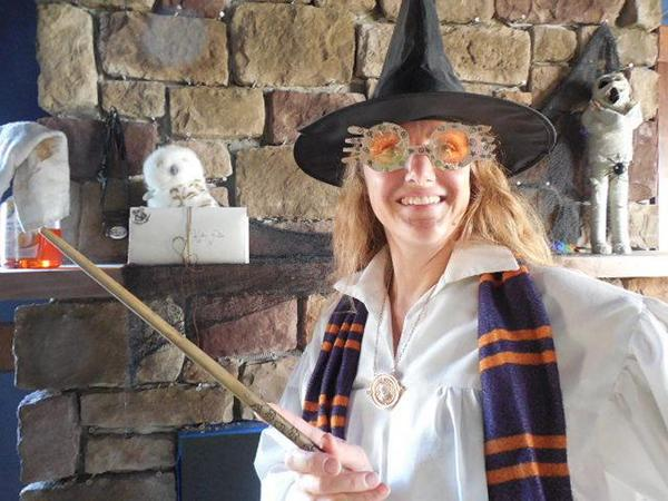 Harry Potter Witch