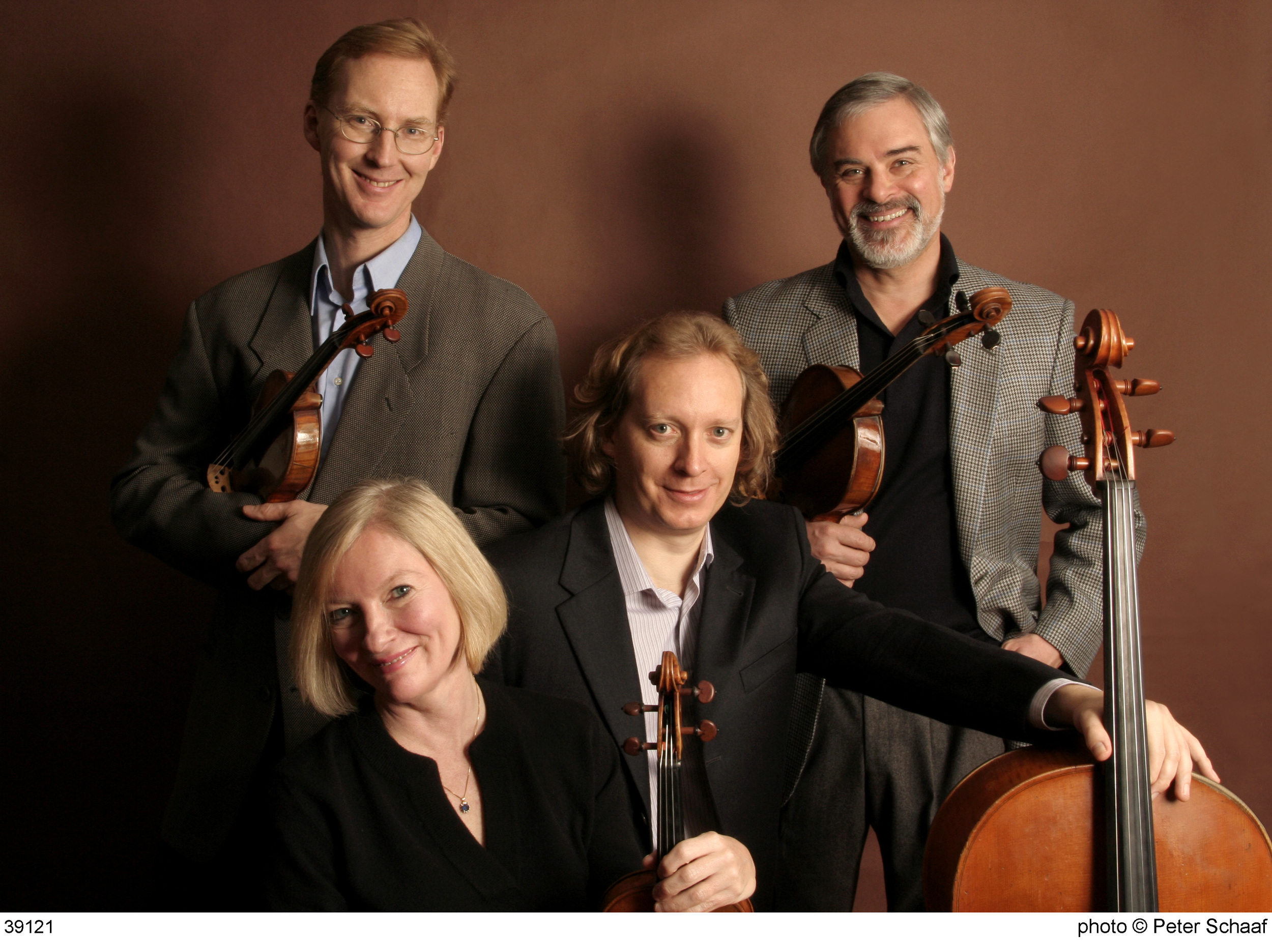 Clink for information on the American Quartet