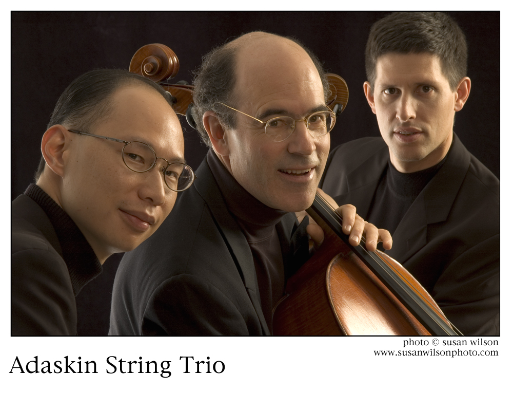 Click for information on the Adaskin String Trio