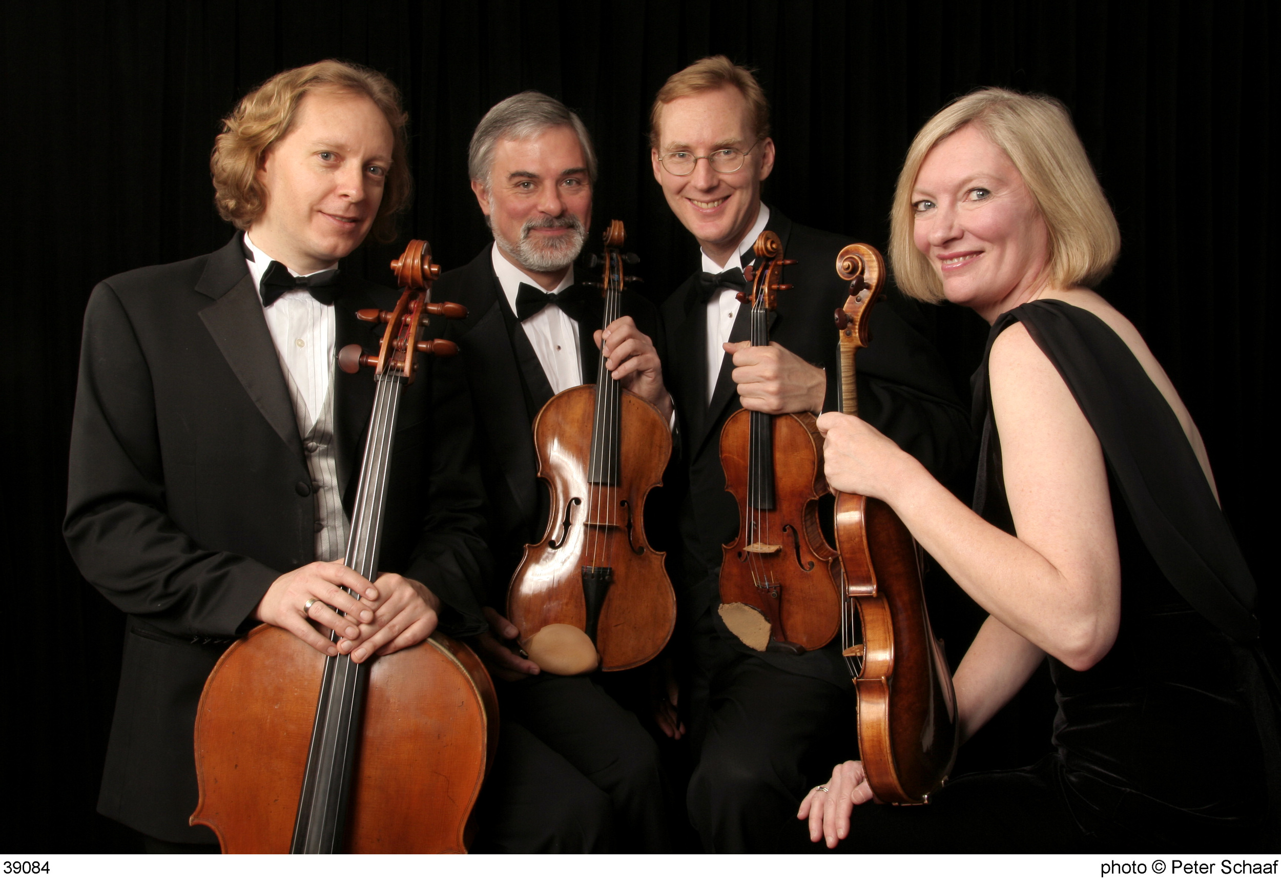 Click for information on the American String Quartet
