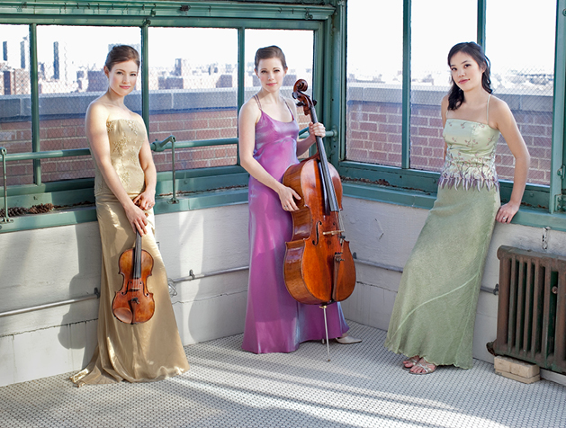 Click here for information about the Claremont Piano Trio